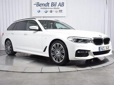 brugt BMW 530 i xDrive Touring M-Sport/ Innovation -18