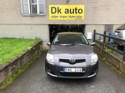 begagnad Toyota Auris 5-dörrar 1.4 D-4D 90hk -10