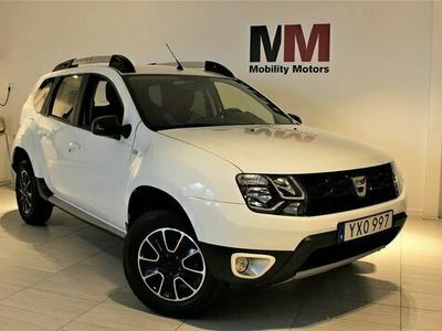 begagnad Dacia Duster 1.2 TCe Limited Edition Black Shadow 125hk