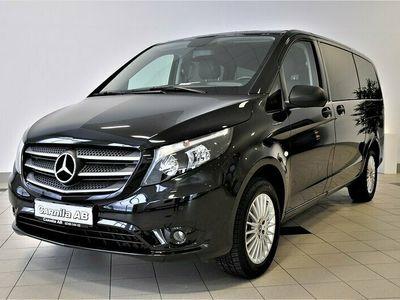 begagnad Mercedes Vito eVITO Tourer 7-sits