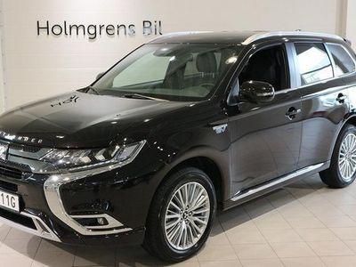 begagnad Mitsubishi Outlander P-HEV 2.4 4WD Business X Demo 2020, SUV 409 900 kr