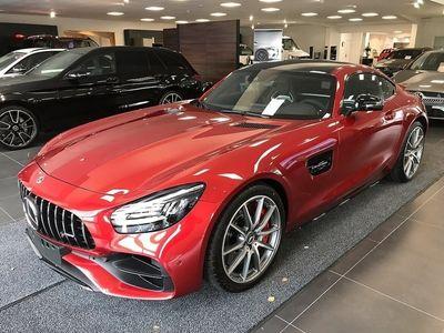 begagnad Mercedes AMG GT S AMG Speedshift DCT Exc