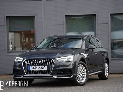 begagnad Audi A4 Allroad quattro 2.0 TDI Proline Värmare