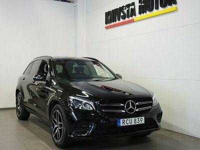 begagnad Mercedes 220 GLC Benzd 4MATIC AMG Automat Euro 6 2019, SUV Pris 399 900 kr