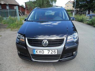 begagnad VW Touran Cross 1.4 TSI 7-sits 07 -07