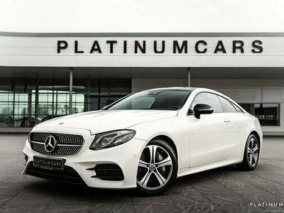 begagnad Mercedes E300 E BenzCoupe AMG Line Night Pano 2018, Personbil Pris 489 000 kr