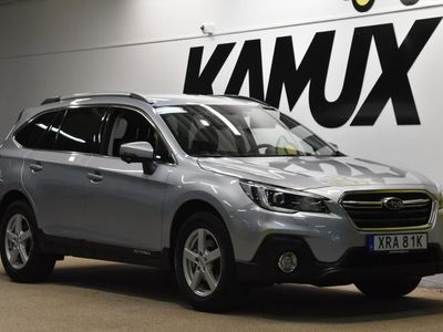 begagnad Subaru Outback 2.5i 4WD Aut Ridge | Skinn | 2019, Kombi Pris 284 800 kr