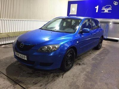gebraucht Mazda 3 105 hk, Manuell växellåda -03