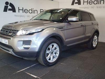 begagnad Land Rover Range Rover evoque 5-dörrar 2.2 TD4 4WD Automat Pure 150hk