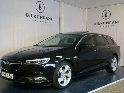 begagnad Opel Insignia Business Sports *Panorama*drag*värmare*