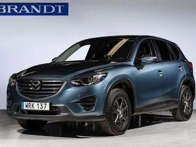brugt Mazda CX-5 2.2 DE Optimum AWD Automat Euro 6 -16