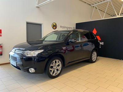 begagnad Mitsubishi Outlander P-HEV 2.0 4WD Aut 203hk Business