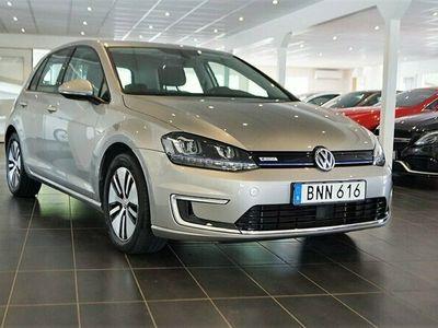 begagnad VW e-Golf 24.2 kWh 115hk