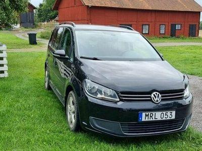 begagnad VW Touran  VW 1T