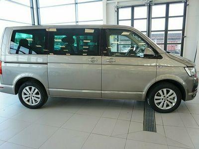 begagnad VW Multivan MultivanCombi 2,0 TDi DSG AWD 7-sits