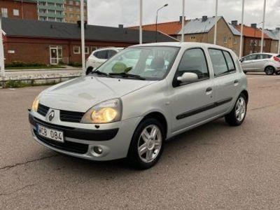 begagnad Renault Clio 1.6 bensinsnål -04