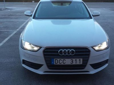 gebraucht Audi A4 2.0 TDI 150HK Avant | Sports Edition -14