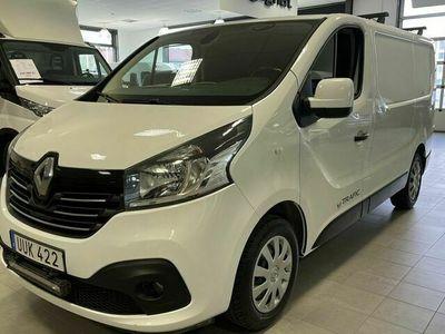 begagnad Renault Trafic L1HI NORDIC 125HK