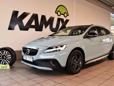 begagnad Volvo V40 CC | D2 | Panoramatak | P-assist | M-värm | S&V | 2017, Kombi 194 800 kr