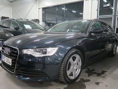 gebraucht Audi A6 3,0 TDI Dieselvärmare 204HK Quattro S-Tronic Automat Avant Vi