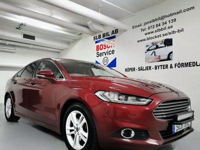 begagnad Ford Mondeo 2.0 TDCi/Fas2/Eu6/Full-Utr/FYND