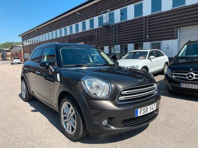 begagnad Mini Cooper D Countryman Chili Euro 6 111hk Drag