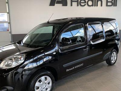 begagnad Renault Kangoo MAXI 115 HK Hedin Edition