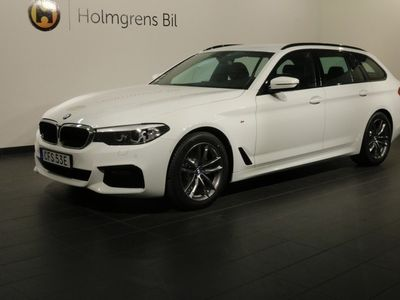 used BMW 520 d xDrive Touring M-Sport Värmare