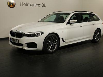 begagnad BMW 520 d xDrive Touring M-Sport Värmare