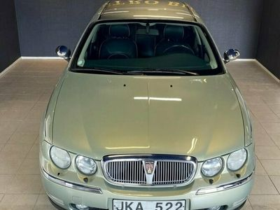 begagnad Rover 75 2.0 V6 Automat 150hk