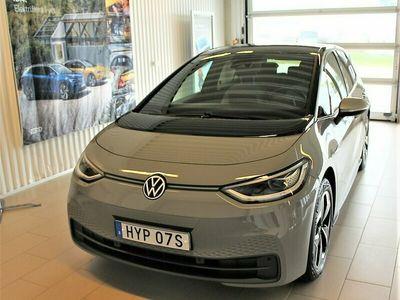begagnad VW ID3 Pro Performance POWER 150/58 E1H