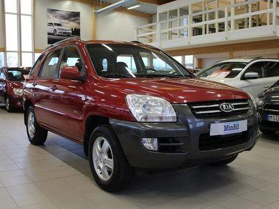 begagnad Kia Sportage 2.0 CRDi 4WD 140hk Drag 42500:- -07