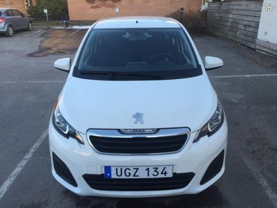 begagnad Peugeot 108 1.0 VTi 5dr (69hk) Active -15