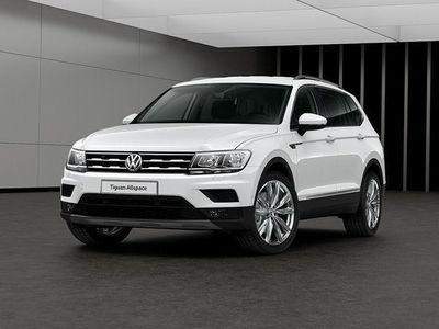 gebraucht VW Tiguan Allspace 2.0 TSI 4MOTION 180 hk 7 vxl DSG / Dragpaket