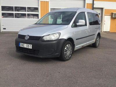 gebraucht VW Caddy MPV Maxi 2.0 EcoFuel