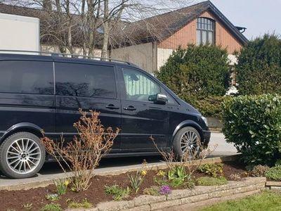 begagnad Mercedes Viano 3.0