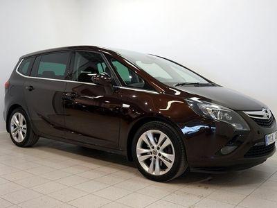 gebraucht Opel Zafira Tourer 2.0 CDTI Aut 7-sits 165hk
