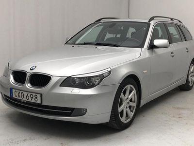 begagnad BMW 520 5-serien i Touring, E61