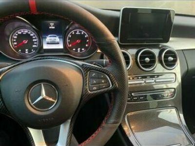 begagnad Mercedes C180 204