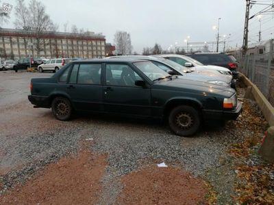 begagnad Volvo 940 Turbo -97