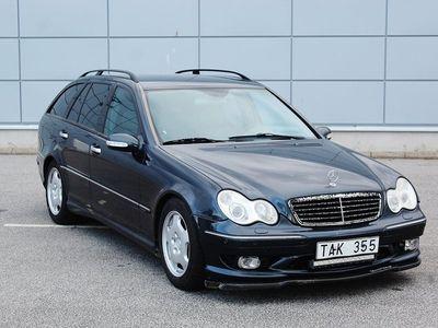 usata Mercedes 320 C-KLASST AMG Automat 218hk