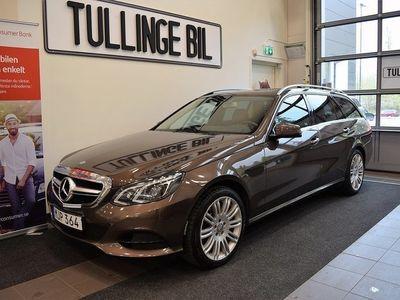 begagnad Mercedes 220 Benz E BlueTEC Aut Classic Navi 2014, Personbil 179 900 kr
