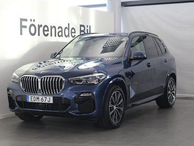 begagnad BMW X5 xDrive45e M Sport H/K
