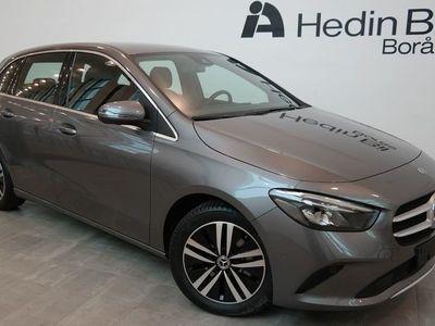 begagnad Mercedes B200 D // Demo // Advantage paket // Widescreen //