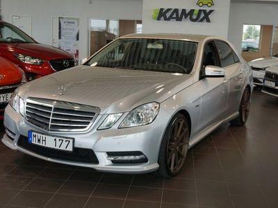 brugt Mercedes E220 CDI AMG (170hk)