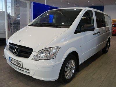 begagnad Mercedes Vito Mixto 122 224hk / V6