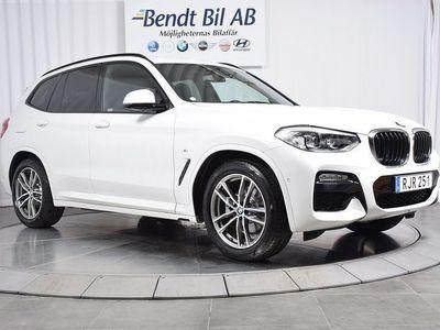 used BMW X3 20d xDrive M Sport -18