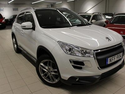 begagnad Peugeot 4008 Allure Business Edtion 1,6 e-HDi 115hk 4WD - VISNINGSEX