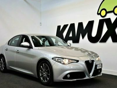 begagnad Alfa Romeo Giulia 2.2 JTDM | Super | GPS | SoV | 2017, Sedan Pris 239 000 kr