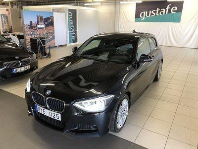 begagnad BMW 118 d 3-door M Sport 143hk